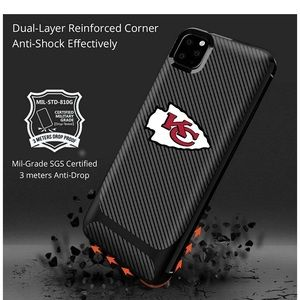 Chiefs iPhone Case - iPhone 11 PRO